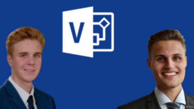 Microsoft Visio: Prozessoptimierung & Projektmanagement