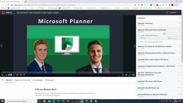 Microsoft Planner: Erfolgreich im Team Projekte managen