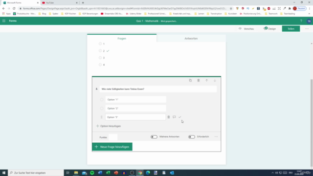 Microsoft Forms: Professionelle Umfragen & Tests!