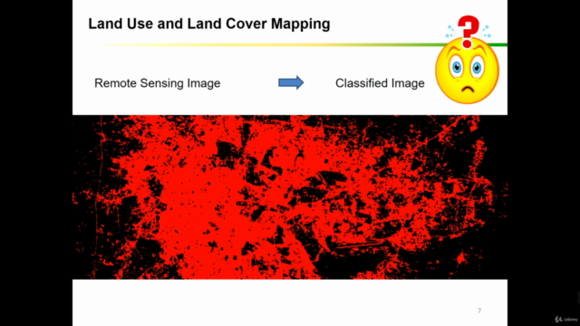 Object-based Image Analysis & Classification in QGIS ArcGIS