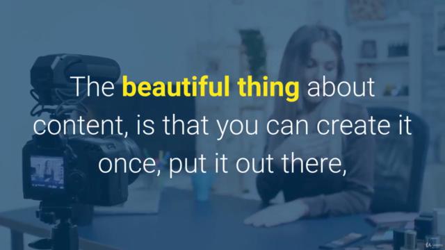 Web Content Avalanche: Content Marketing Course For Creators