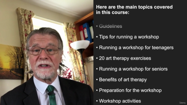 Oxford Diploma: Art Therapy: create  a book; run a workshop!