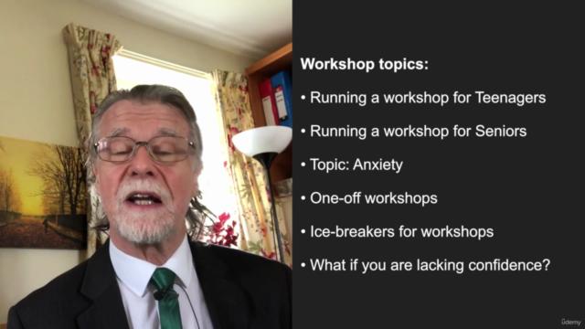Art Therapy: create a book; run a workshop!