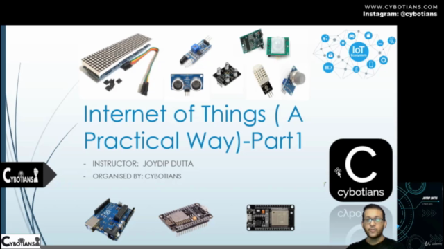 Internet of Things ( A Practical Way)-Part1