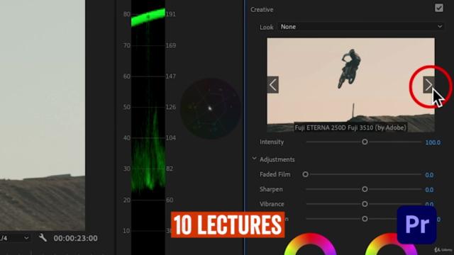 Color Correction & Grade   Adobe Premiere Pro 2020