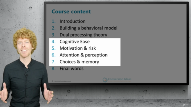 Online Psychology and Persuasion for Conversion Optimization