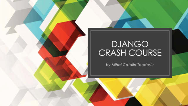 Django Crash Course