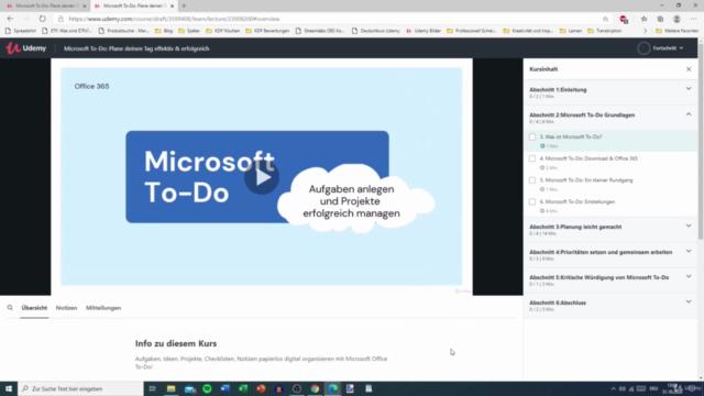 Microsoft To-Do: Plane deinen Tag effektiv & erfolgreich