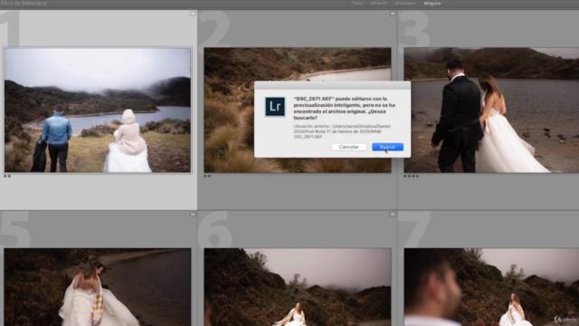 Adobe Lightroom - Encuentra tu propio estilo de edición
