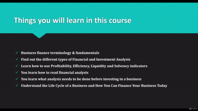 Fundamentals of Business Finance 2: Learn Quick and Easy