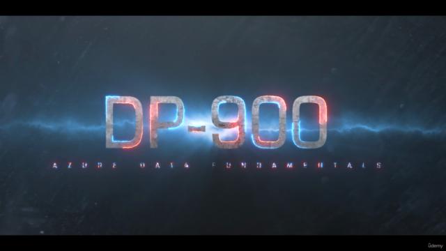 DP-900: Microsoft Azure Data Fundamentals - UPDATED 2021