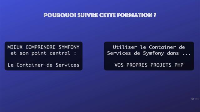 Symfony : découvrir en détails le Container de Services
