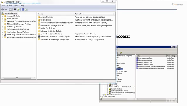 Microsoft MTA Security Fundamentals: 98-367