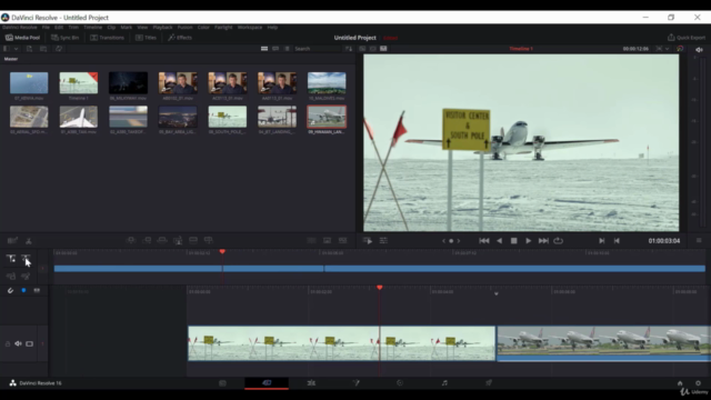 DaVinci Resolve 16 and 17 || for absolute beginner