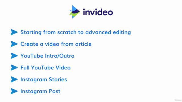 Complete Guide to InVideo & InVideo Video Creation in Hindi!