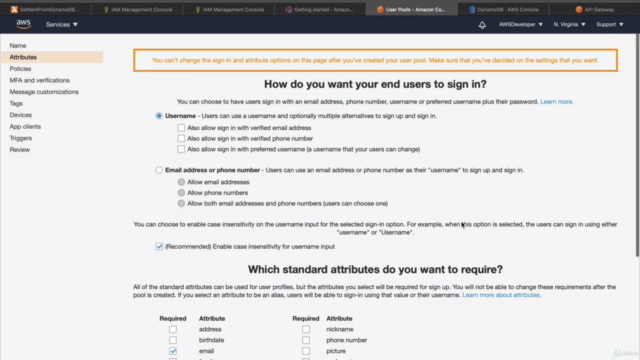 AWS for Everyone-Learn & Build your First Serverless Backend