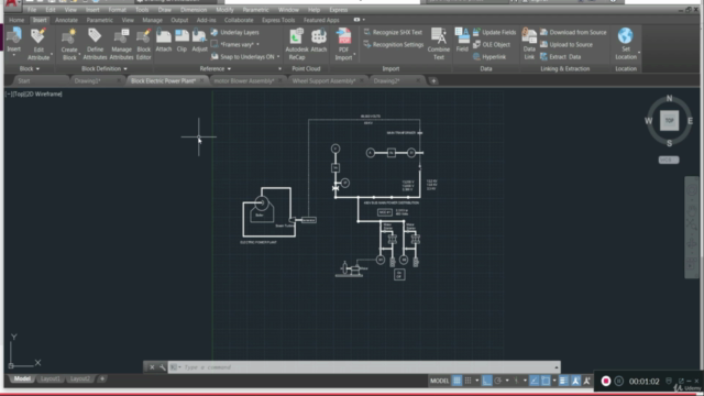 AUTOCAD 2D for Mechanical Engineers