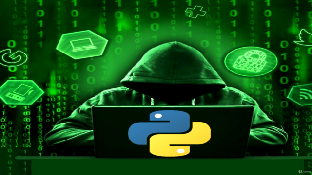 Complete Python 3 for Ethical Hacking: Beginner To Advanced!