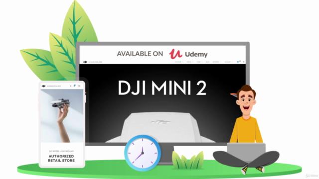DJI Mini 2 - DJI ARS Educational Official Course