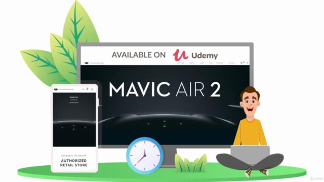 DJI Mavic Air 2 - DJI ARS Educational Official Course
