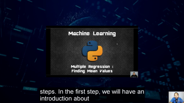 Basic Statistics & Regression for Machine Learning in Python