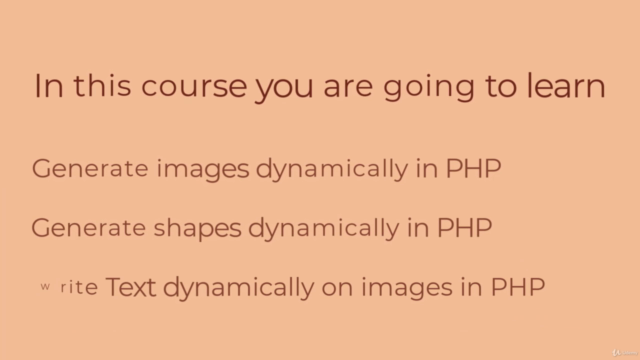Graphics in PHP
