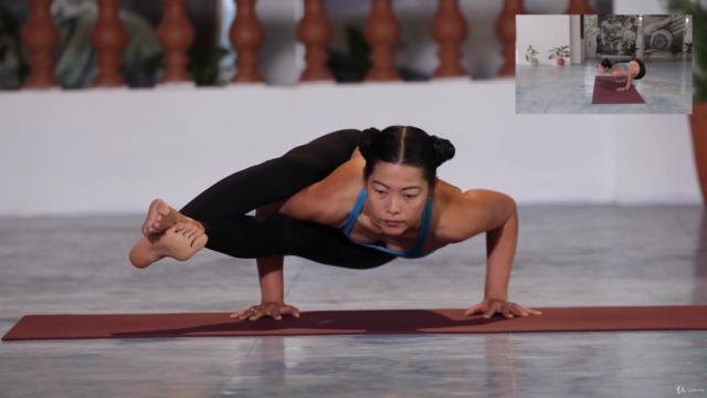 P-TAK : Space Element Hatha Yoga Asana Sequence