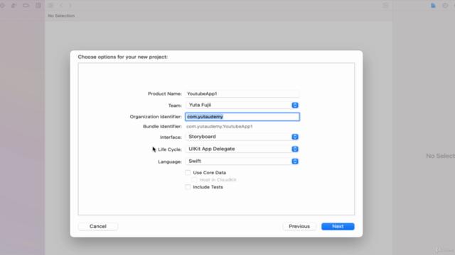 【iOS14対応】好きなYoutubeリストを作り他人と公開しあうSNSを作成しよう!