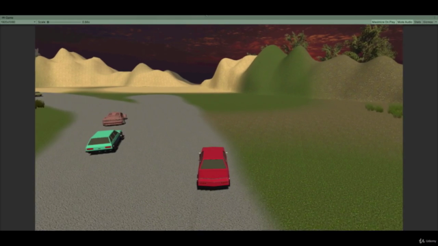 Unity 3D: Car Driving And First Person Shooter Game