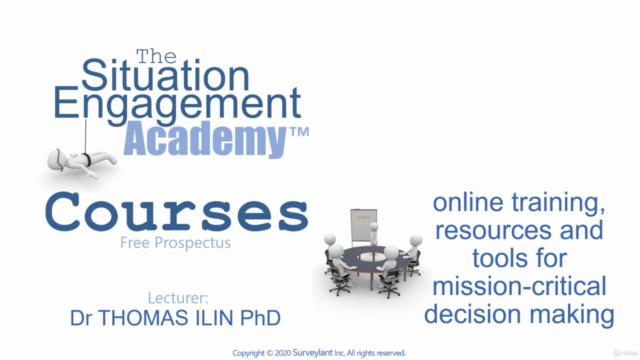 Mission-Critical Decision Making (free prospectus)