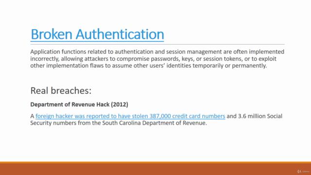 Web Application Hacking & Penetration Testing