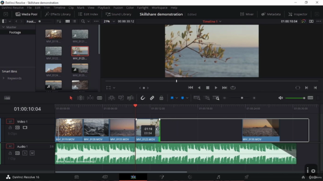 Video Editing with DaVinci Resolve for Beginners