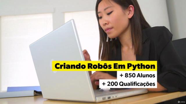 Criando Robôs com Python - Automatizando Tarefas no Excel