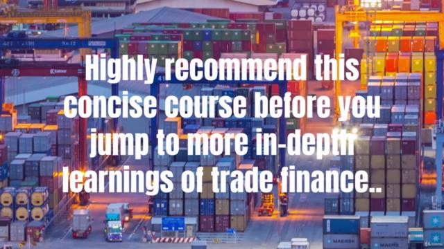 International Trade Finance - An Overview