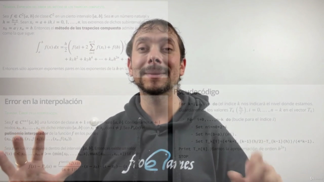 Métodos Numéricos con Python - Cálculo Numérico