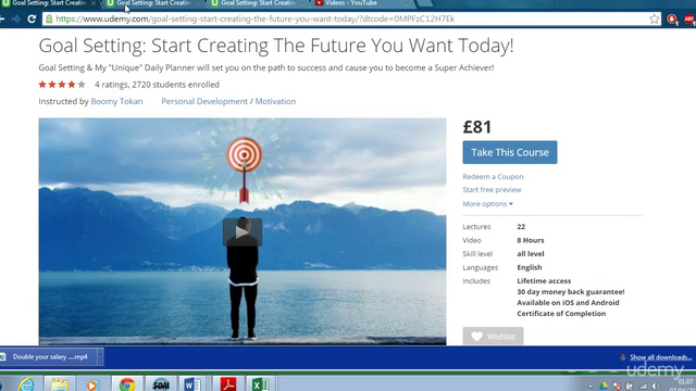 Smart Goal Setting: How to Create The Future You Want Today
