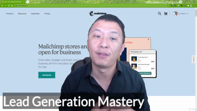 Lead Generation Mastery 2021