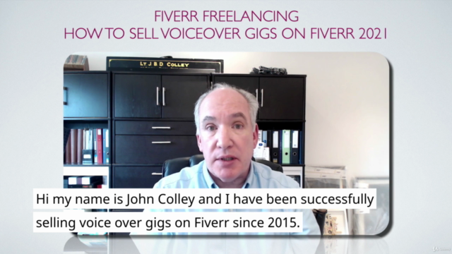 Fiverr Voice Over Freelancing Sell Voiceovers on Fiverr 2021