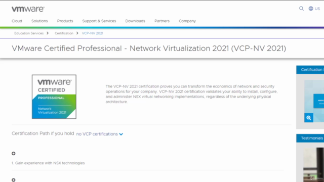 Clear and Simple NSX-T 3.0 (VCP-NV 2021 2V0-41.20)