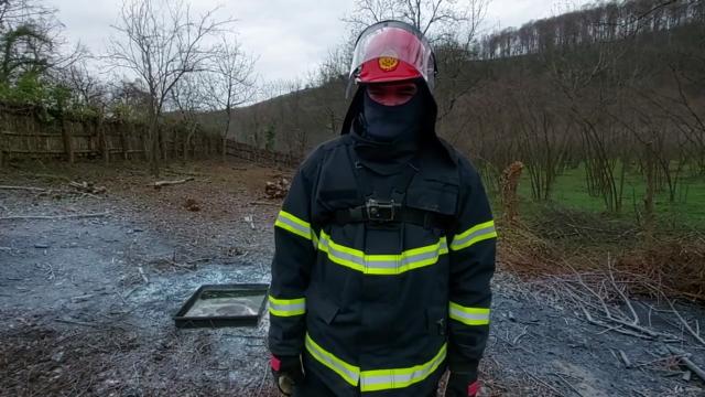 Sertifikalı Yangın Eğitimi