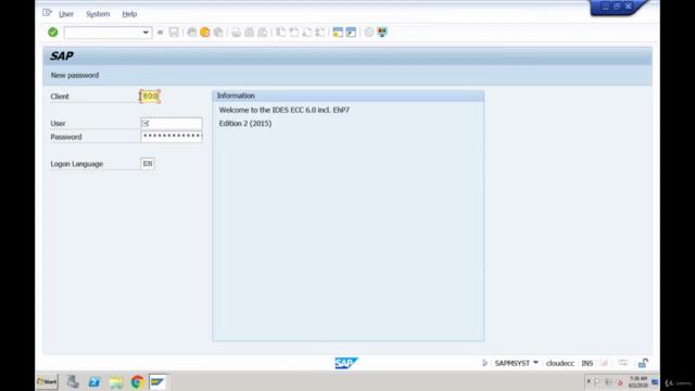 SAP S/4 HANA Basics