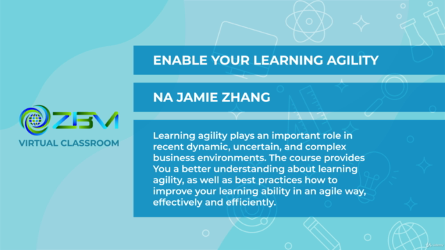 Enable your learning agility