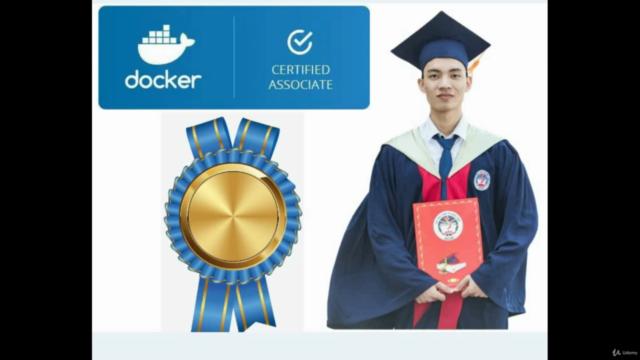 Docker Certified Associate Practice Exam (DCA) Certification