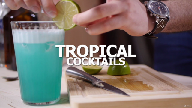 HOME Bartending: Make Exquisite Cocktails for Your Guests
