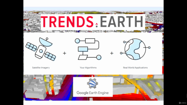 QGIS & Google Earth Engine for Environmental Applications