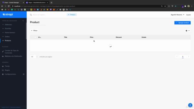 React Native: Crea tu E-Commerce móvil para iOS y Android