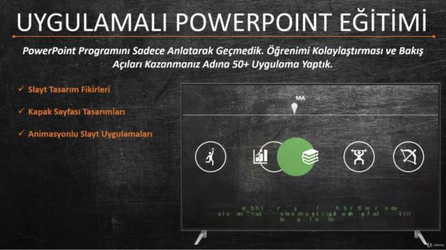 Microsoft PowerPoint A-Z™ | Sıfırdan İleri Düzeye Uygulamalı