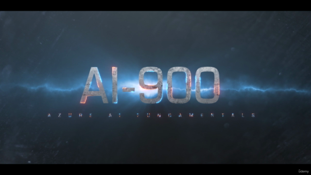 AI-900: Microsoft Azure AI Fundamentals Prep Course