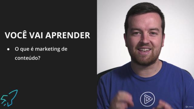 Curso de Marketing de Conteúdo (Content Marketing Course)
