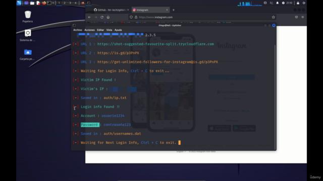 Curso Completo de Hacking Ético - Aprende Todo - 2021